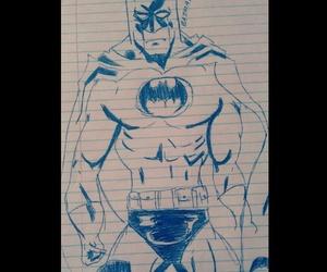 batman, Marvel, and original image
