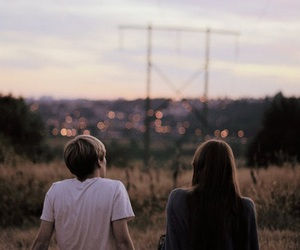 couple, boy, and photography image