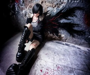 tokyo ghoul, cosplay, and touka image