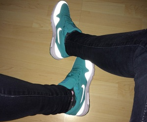 mint, nike, and ultramoire image