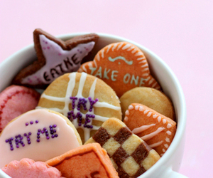 alice in wonderland and Cookies image