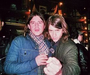 alex turner, arctic monkeys, and jamie cook image