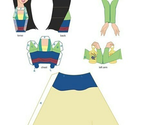 diy and paper doll image