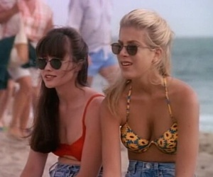 90s, girl, and 90210 image