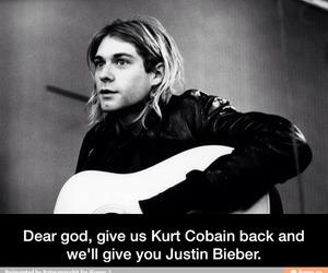grunge, iloveyou, and kurt cobain image