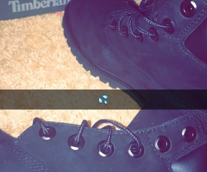 black, dope, and timberland image