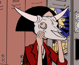 Daria, cartoon, and grunge image