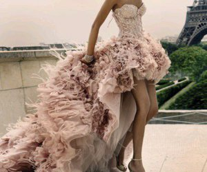 dress, fashion, paris, photography - inspiring picture on Favim.com