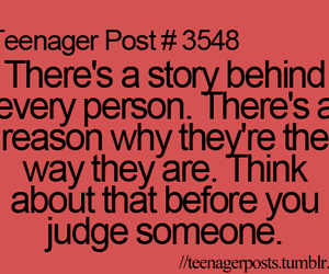 quote, judge, and story image