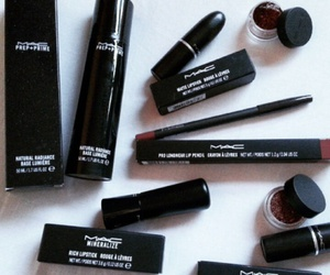 mac, beauty, and chic image
