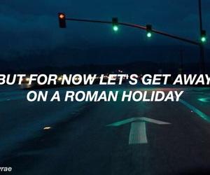 alternative, badlands, and Lyrics image