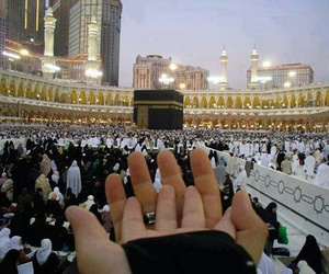 islam, mecca, and allah image