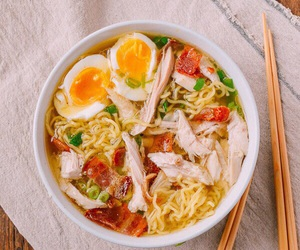 eats, japanese food, and eggs image