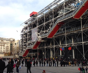 paris, musée, and pompidou image