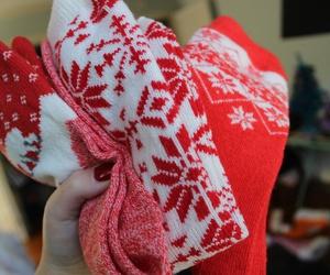 christmas, tumblr, and socks image