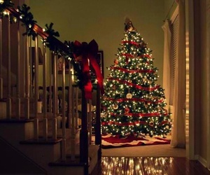 beauty, christmas, and ornaments image
