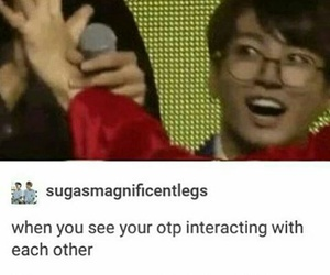 funny, kpop, and otp image