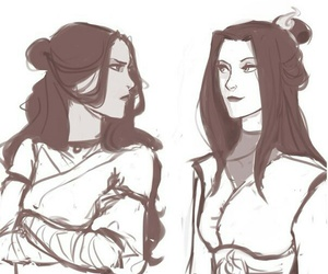 avatar, the legend of aang, and katara image