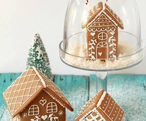 gingerbread and christmas image