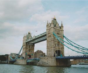 london, city, and photo image