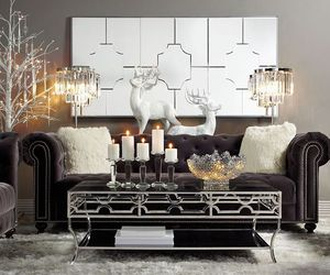 chic, classy, and mirror image