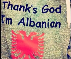 albanian, red, and love image