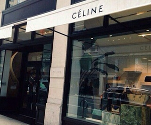 celine, fashion, and shop image