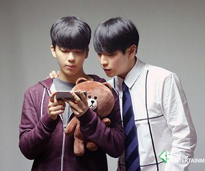 youngjae, himchan, and bap image