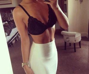 fashion, girl, and body image