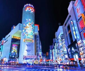 japan, shibuya, and street image