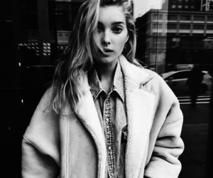 fashion, elsa hosk, and model image