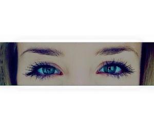 blue eyes, eyes, and girl image