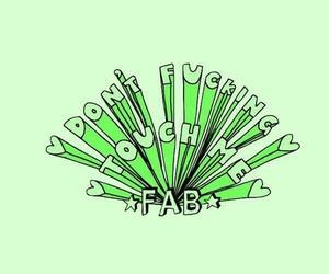 fab, green, and header image