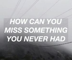 quotes, miss, and sad image