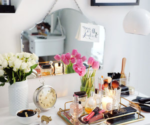 home, room, and girly image