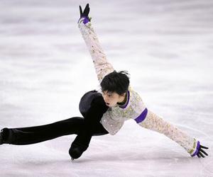 sport, yuzuru hanyu, and hanyu yuzuru image