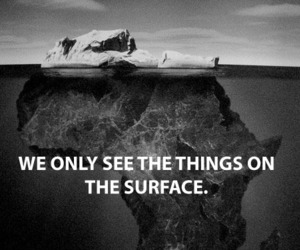 surface, quote, and text image