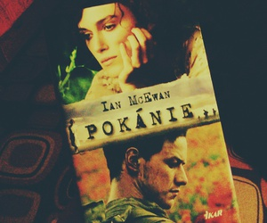 atonement, book, and love image