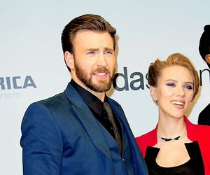 actor, chris evans, and evansson image