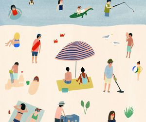 illustration, cool, and ilustracao image