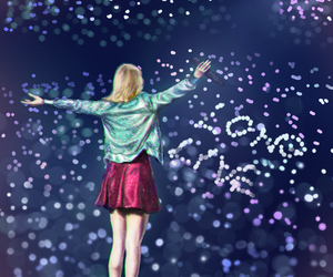 1989, style, and 1989 tour image