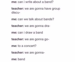 bands and obsessed image