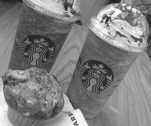 muffin, photographie+, and starbucks image