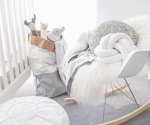 baby, home decor, and kids room image