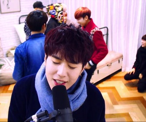 got7 and confession song yugyeom image