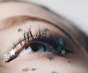 stars, eyes, and eye image