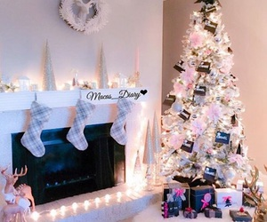 christmas, cosy, and Dream image