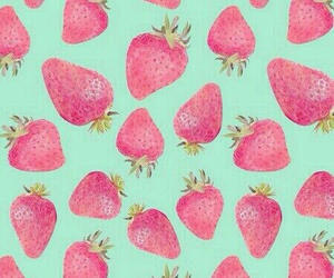 strawberry, wallpaper, and background image
