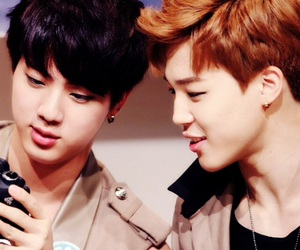 jin, jimin, and kpop image