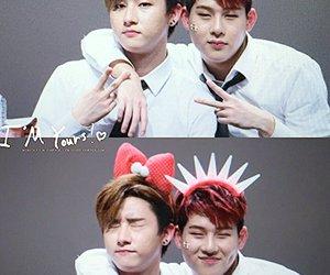 i.m and jooheon image